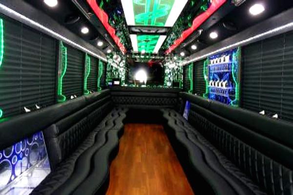 20 Passenger Party Bus 1 Boise