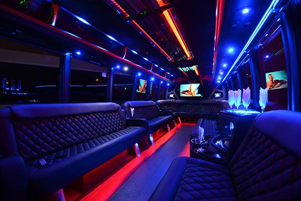 40 Passenger Party Bus Rental Boise