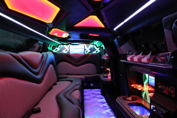Chrysler 300 Limo Rental Boise