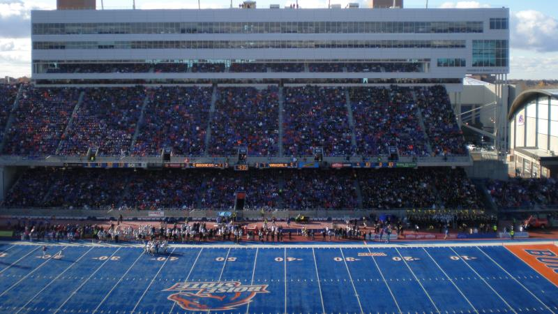 Party Bus Service Bronco Stadium Boise